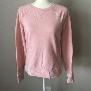 Boden Pink Sweatshirt Size 6